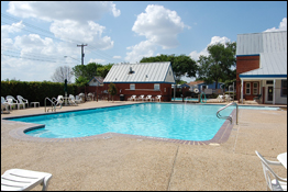 This Is The Indian Hills Large Pool